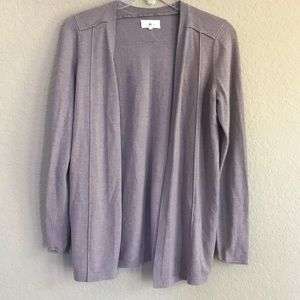 Lou & Grey Open Front Cardigan